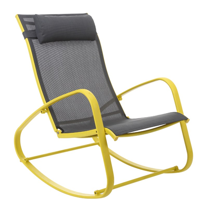 Cool Us 168 35 9 Off Nordic Simple Adult Home Rocking Chair Wrought Iron Lazy Lounge Chair Office Lunch Break Back Balcony Elderly Chair Mx6031557 In Customarchery Wood Chair Design Ideas Customarcherynet