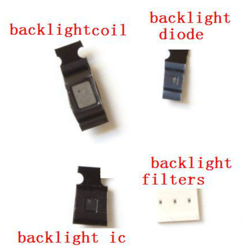 US $4 5 |Backlight IC Coil D4020 D4021 Diode L4020 L4021 For iPhone 6S 6SP  Logic Board Repair iPhone Backlight Diode Replacement-in Hand Tool Sets