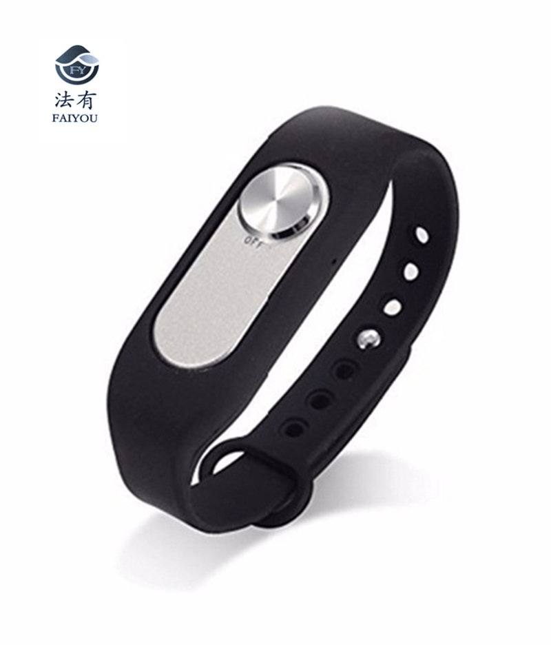Consumer Electronics Dutiful New Wearable Wristband Portable Audio Video Digital Sports Bracelet Voice Recorder 4g/8g/16g 70 Hours Recording Wr-06 To Ensure A Like-New Appearance Indefinably Digital Voice Recorder