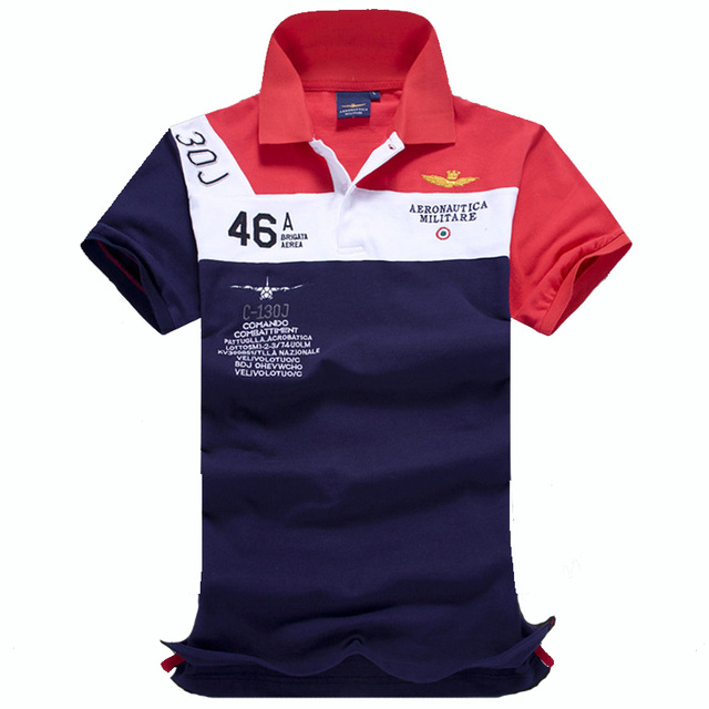 2016 Fashion Mens Polo Shirt Summer Breathable Tops Men Polo Air force Fitness Male Tee Brand Clothing Casual Cotton,EA148