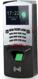 F807 Biometric Access Control Door Lock with Remote Controller Wireless Lock