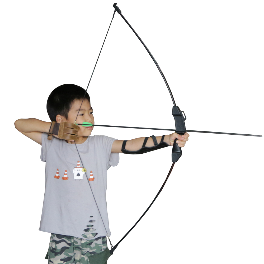 Children Take Down Bow 15lbs 45inch Archery Shooting Practice Kids Sports Outdoor Gift Safe Tag Game for Right and Left Hand dayan gem vi cube speed puzzle magic cubes educational game toys gift for children kids grownups