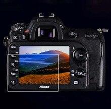 Закаленное оптическое стекло hd жк-ультра-тонкий 8 h камеры протектор экрана защитная пленка для nikon d5300 d5500 d7100 d7200 d750 d3200