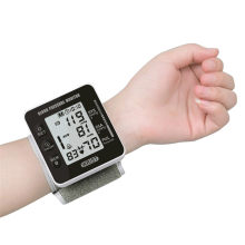 Arm Blood Pressure Monitor Electronic Voice Blood Pressure Apparatus Wrist Blood Pressure Cuff Monitor NO/Voice Version(China)
