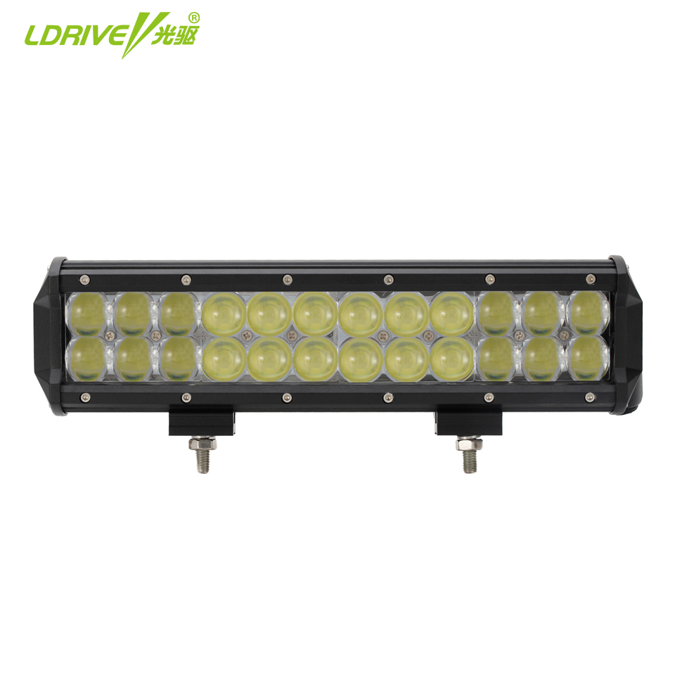 1PCS 120W 12 12V 24V LED Light Bar Spot Flood Combo Beam LED Work Light Offroad LED Driving Lamp for SUV ATV UTV Wagon 4WD 4X4 hj 028 1157 11w 1000lm 6500k 11 smd samsung 2323 led white light car foglight w convex lens 10 3
