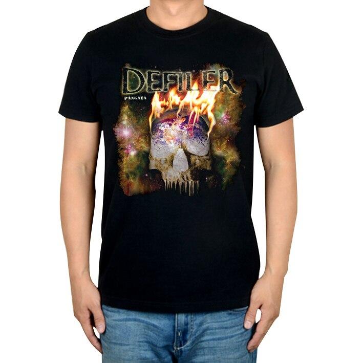 4 дизайна Летний стиль токи Сова рок брендовая футболка хлопок панк фитнес тяжелый рок готический Металл черные рубашки скейтборд - Цвет: 3