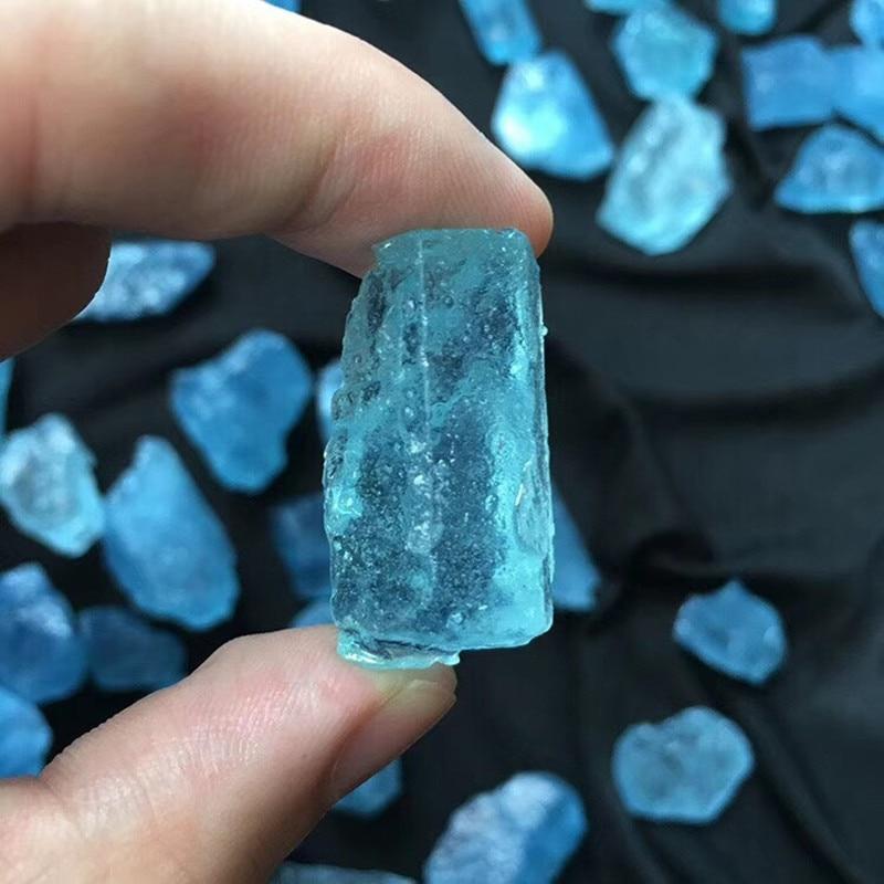 Natural Aquamarine Pendant 4