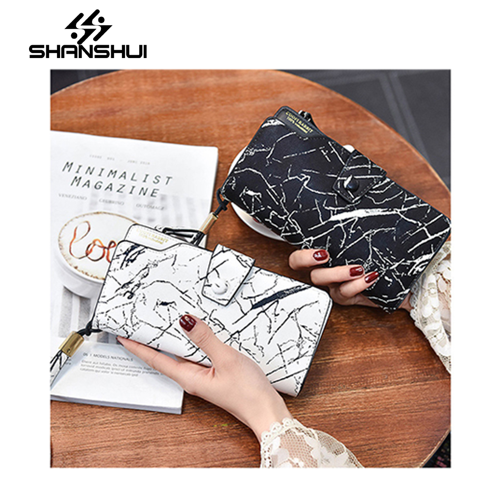 SHANSHUI Wallet Female 2017 Summer New ladies Handbag Korean Fashion Phone Wallet Simple Hand Bag Wallet Casual Ladies' Handbag 2016 summer new handbag small korean handbag simple fashion lock bag simple style solid color hasp pu material zipper saffiano