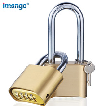 Password-Lock Fence Closet Cupboard Brass Stainless-Steel Outdoor Rustproof Copper Warehouse