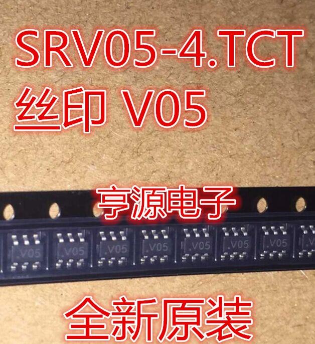 srv05 4 купить - 10pcs/lot SRV05-4 SRV05-4.TCT SRV05-4-P-T7 V05 In Stock