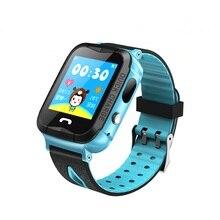 Горячая Распродажа Pro Плавание Водонепроницаемый V6G Детские часы с Камера фонарик часы sim-карты быстрого вызова монитор Tracker для безопасности детей