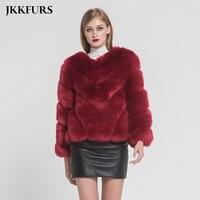 Women's Short Fake Fur Coat Faux Fur Jacket Winter Thick Warm Fur Fashion Style High Quality Outwear Wholesale S8411