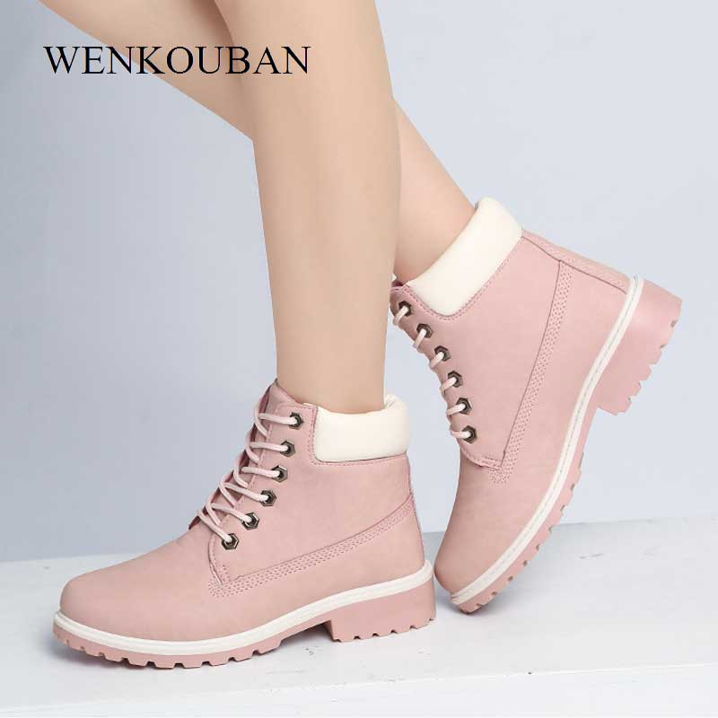 Camouflage Platform Boots Women Suede Winter Snow Boots Lace Up Warm Plush Ankle Boots Women Waterproof Ladies Shoes Botas Mujer snow winter boots women ankle boots lace up bottines femme platform shoes woman warm female round toe suede flock botas mujer