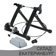 купить Bicycle Mountain Bike Wheel Stand Station Professional Bike Trainer Booster Device Riding Station Front Accessories Fitness дешево