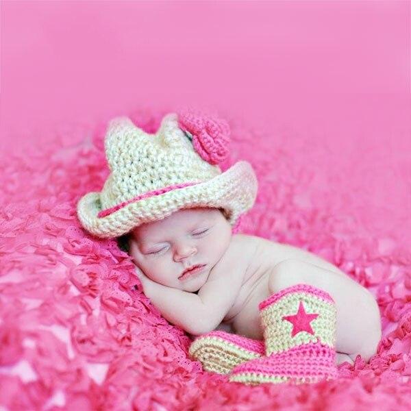Bebé señora del estilo vaquero sombrero traje, Envío libre del bebé ...