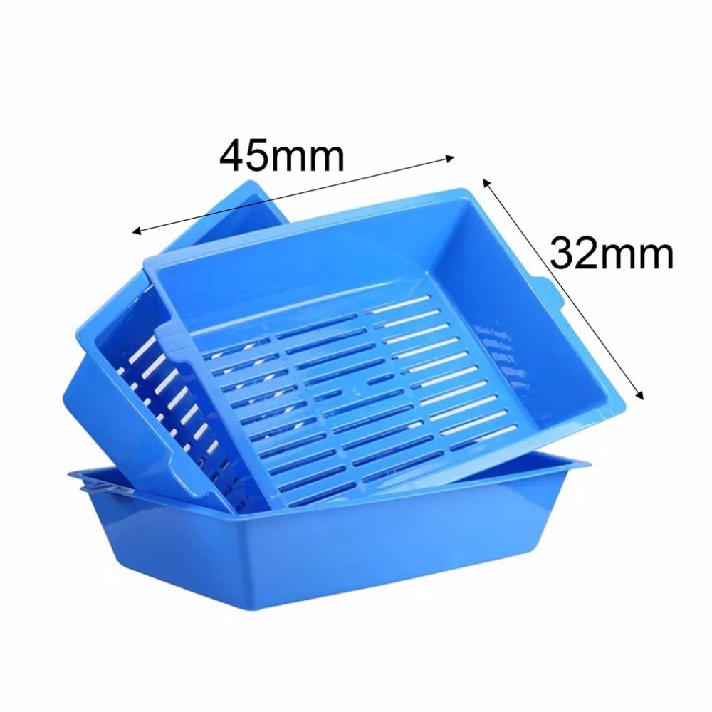 3-Tray Easy Clean Litterbox