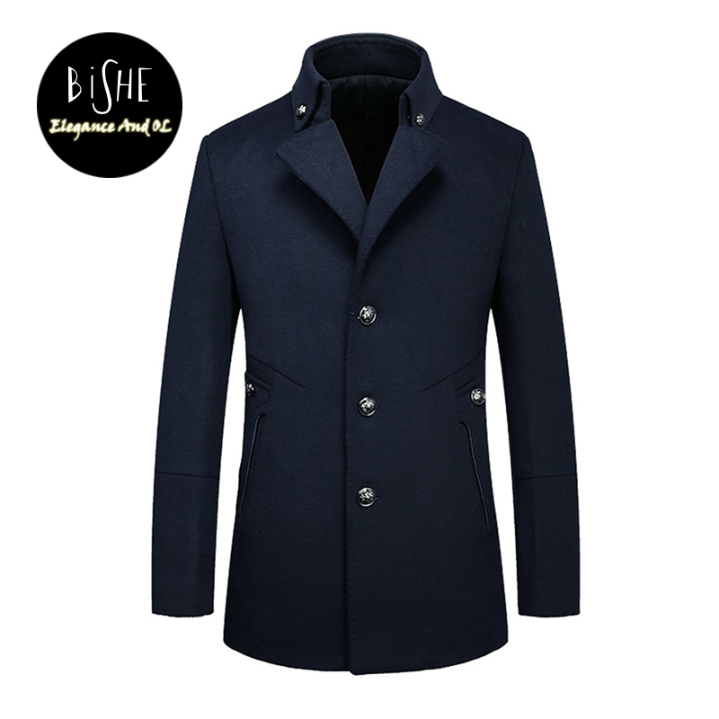 Popular Mens Pea Coat Slim Fit-Buy Cheap Mens Pea Coat Slim Fit ...