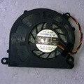 CPU del ordenador portátil Ventilador de Refrigeración Para T131 T132 T131P u130, 6010L05F EFWF-6010L05M DBH6006S BRUSHLESS (5 V 0.20A)