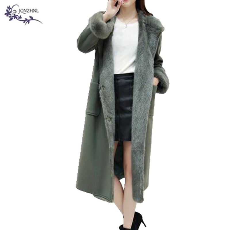 Online Buy Wholesale full length wool coat from China full length ...