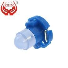 KEIN 1 шт. T4.2 светодиодная приборная подсветка T4 автомобильный COB индикатор сигнальная лампа DC 12 В приборная панель лампа приборная панель кластер датчик Авто