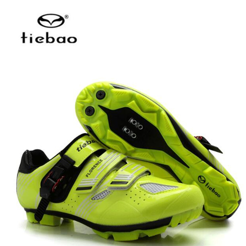 Tiebao Cycling Shoes 2018 sapatilha ciclismo mtb Men sneakers women superstar zapatillas deportivas hombre Mountain Bike