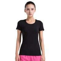 2016 Summer Women Short Sleeve Running Shirt And Sleeveless Belt Vest Tops Tanks Camis Fitness Yoga