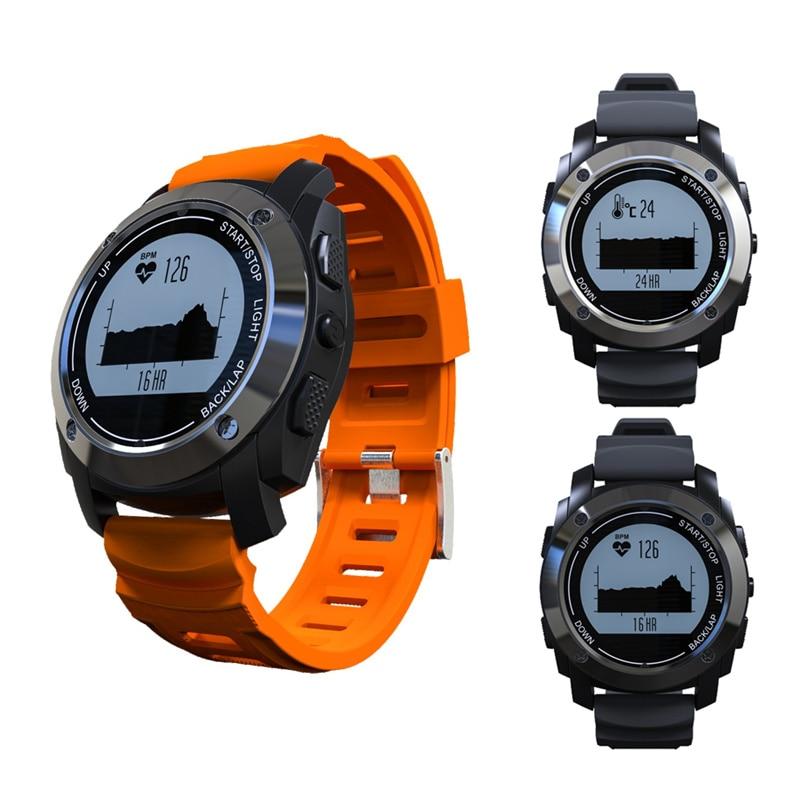 Friluftsliv Smart Watch S928 GPS-tracker IP66 Life Vattentät - Smart electronics