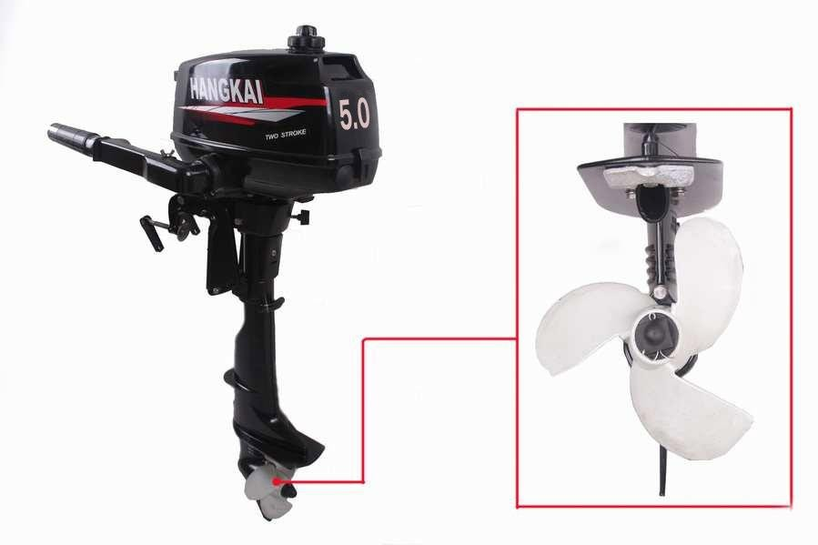 wholesale super quality hangkai 5hp marine outboard motor