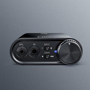 Image 4 - FiiO K3 taşınabilir kulaklık amplifikatörü DSD USB DAC PC, destek koaksiyel/optik/2.5 denge