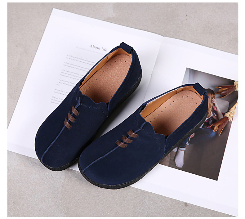 LL 3022-2019 Spring Autumn Women Wedge Shoes-6