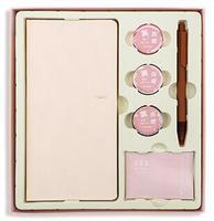 Rosa Tasche Wöchentlich Planer Notebook Set 88 Blätter 19 1*9 8 cm DIY Plan Buch Geschenk|Notizbücher|   -