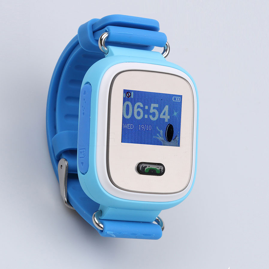 1 шт. Q50 Q90 Q60 малыш GPS Смарт часы наручные часы SOS вызова Расположение Finder локатор устройства трекер для малыша детский подарок для ребенка