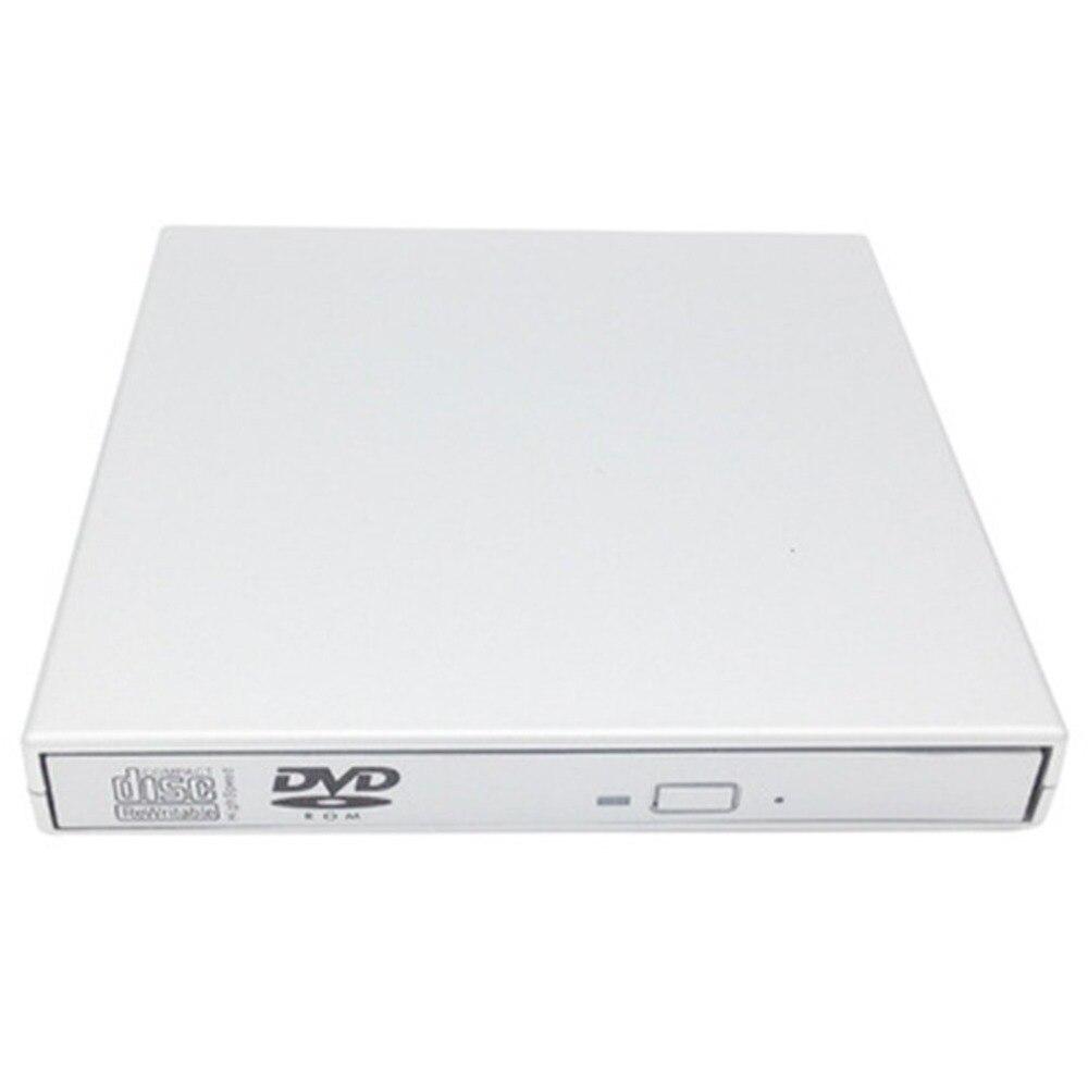 Usb 2.0 externo dvd combo CD-RW burner drive cd dvd rom para computador portátil móvel unidade externa transporte da gota