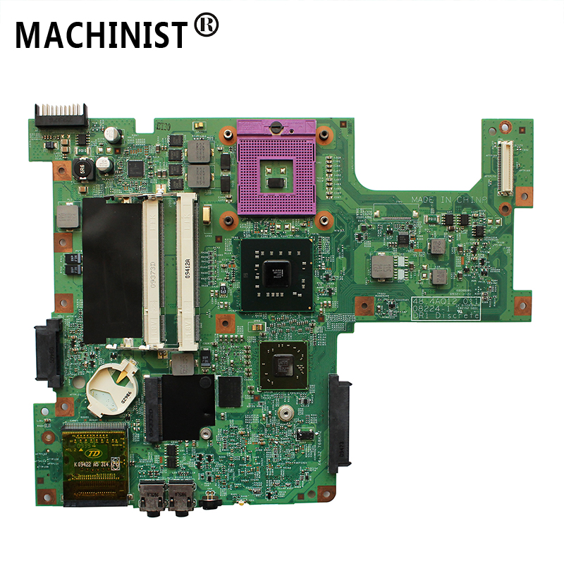 Original For Dell Inspiron 1545 laptop motherboard MB PGA478 HD4570M PM45 DDR2 0HPKP9 0H314N 48.4AQ12.011 100% fully Tested