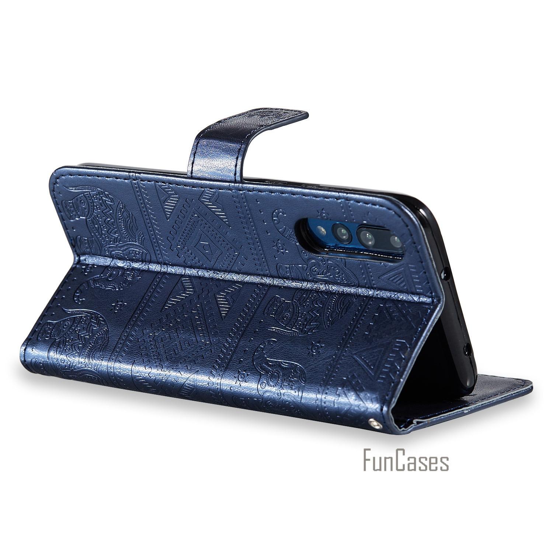 Single Color Flip Phone Case sFor Aksesuar Huawei P20 Pro Soft TPU Back Cover Estuche Flip Phone Case Huawei Ascend P20 Plus