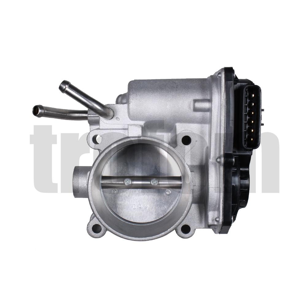 NEW THROTTLE BODY FOR HYUNDAI 10-13 ELANTRA KIA 11-12 SOUL 35100-2E000 hyundai excavator round throttle sensor accel actuator throttle position sensor hyundai spare parts
