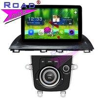 TOPNAVI Android 6 0 2G 32GB 9 Quad Core Car Head Unit Video For Mazda 3