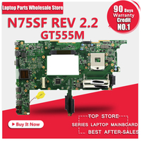 Laptop Motherboard For Asus M75sf Mainboard
