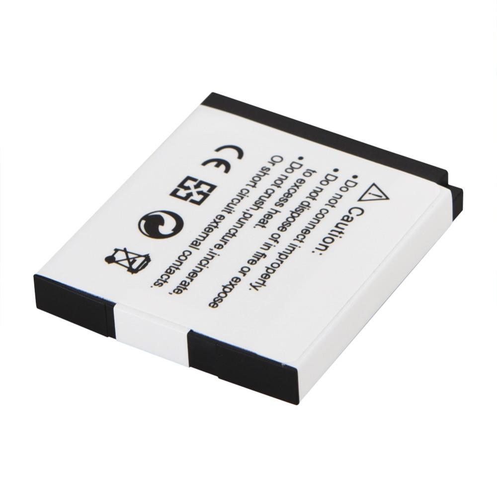 Аккумуляторная батарея для фотоаппарата 1000 мАч