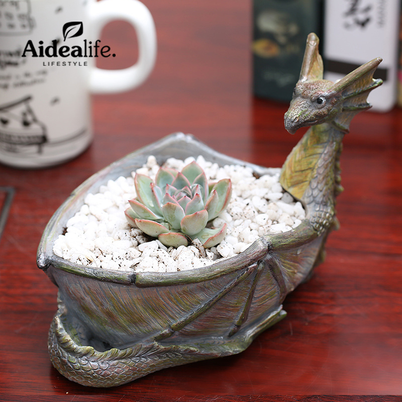 Animal Planter Wholesale Nursery Pots Artificial Potted Flowers Sprouting Trays Green House Home And Garden Home Decor