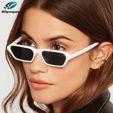 Fashion Small Frame Square Sunglasses Men Retro Polygon Sun Glasses For Women 20