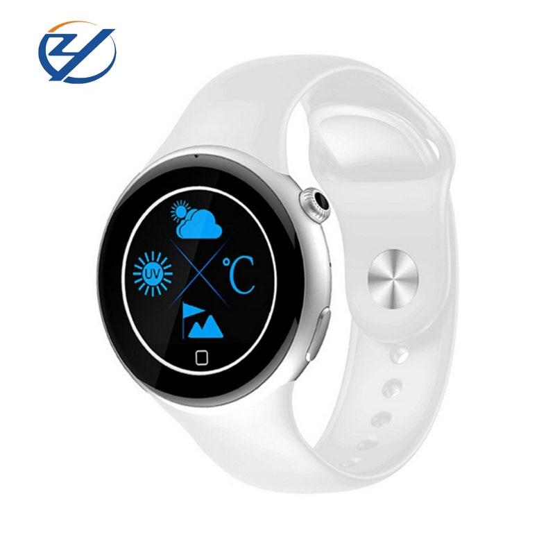 ZAOYI L50 New Sports Smart Watch Bluetooth 4 0 Phone Call MPS GSM Smart Watch Heart