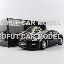 1:18 Масштаб сплава игрушка с инерционным механизмом транспортных средств Panamera модель гоночной машины детских игрушечных автомобилей оригинальный авторизованный игрушки для детей