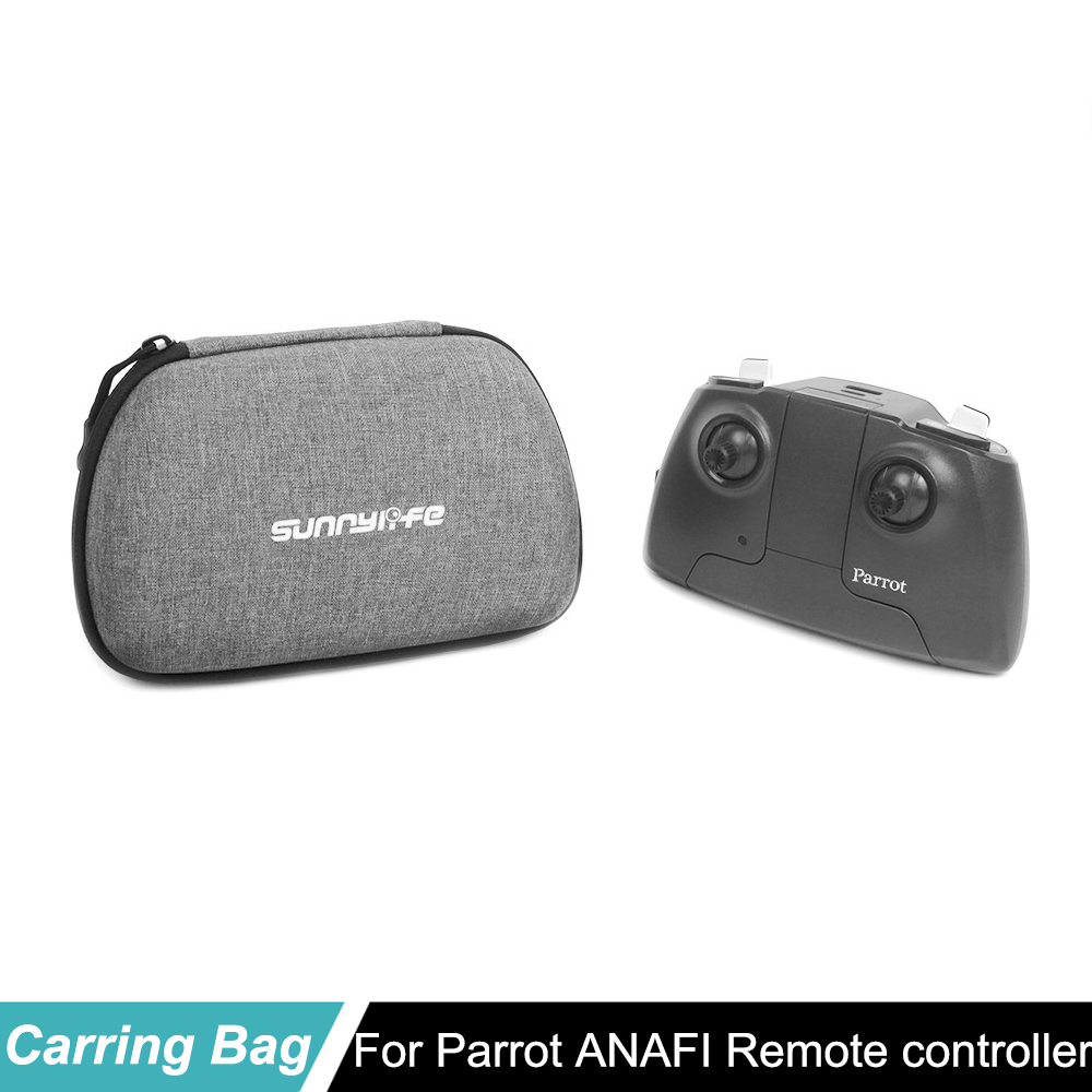 Parrot ANAFI Remote controller Carring Case Portable Travel MIni Controller Storage Bag Drone Accessories