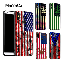 MaiYaCa US Pakistan Puerto Rico Flag Case For Xiaomi Redmi Note 7 5 6 8 Pro 5A 6A 7A 4X Go K20 Pro Mi 9 SE 9T A2 Lite 6X