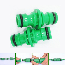 5/10/15/20 Pcs Water Pipe Connector Garden Tap Joint Repair Hose Quick Connectors MDD88 garden water connectors palisad 66425 splitter plastic round tap connectors