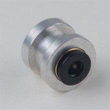 Funssor titan reprap 3d принтер экструдер радиальный гору боуден adaptor-1.75mm/3 мм нити (4 мм/6 мм od трубки)