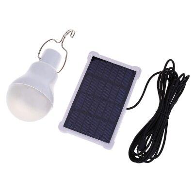 Kkbol S 1500 1 5w 5v 140lm Led Light Bulb Portable Solar Ed Lamp