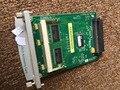 C7776-60151 c7776-60002 c7772a para hp-gl/2 gl2 tarjeta de accesorios aptos para hp designjet 500 500 más el mono tarjeta de tablero del formateador