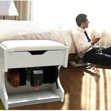 Оборудование для полировки обуви автоматически бытовая электрическая машина Автоматическая Индукционная Чистка обуви